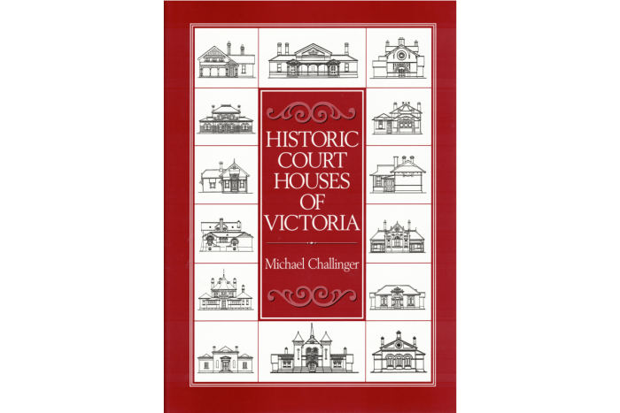 Historic Court Houses of Victoria cover image