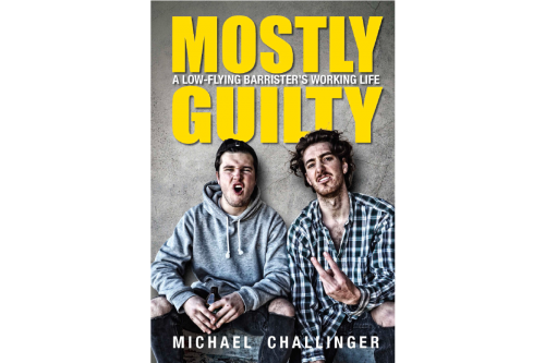 Mostly Guilty cover image